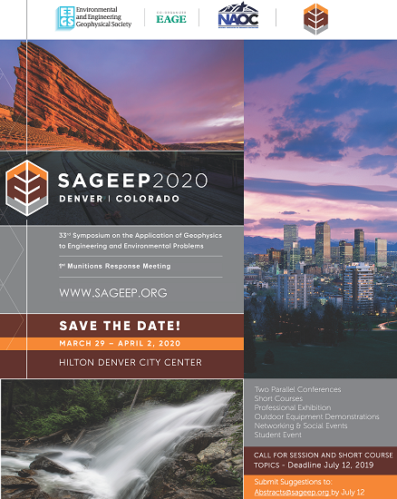 Denver March 2020 Events.July 2019 Newsletter